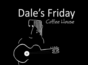 Dale's Friday Coffee House logo